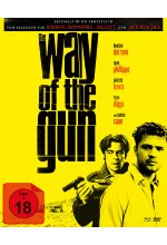 The Way of the Gun - Mediabook  (+ DVD) (Cover A) Blu-ray-Cover