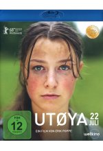 Utoya: 22. Juli Blu-ray-Cover