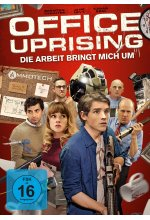 Office Uprising DVD-Cover