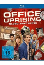 Office Uprising Blu-ray-Cover