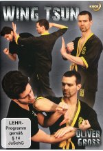 Wing Tsun DVD-Cover