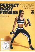 Perfect Body Fitness Vol. 1  [3 DVDs] DVD-Cover