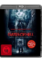 Gates of Hell - Uncut Blu-ray-Cover