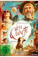 The Man Who Killed Don Quixote DVD-Cover