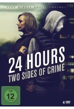 24 Hours - Two Sides of Crime  [4 DVDs] DVD-Cover