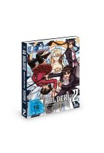 UQ Holder! - DVD 2 (Episode 07-12)  [2 DVDs] DVD-Cover