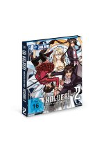 UQ Holder! - Blu-ray 2 (Episode 07-12) Blu-ray-Cover
