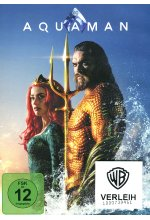 Aquaman DVD-Cover