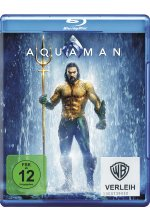 Aquaman Blu-ray-Cover