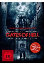 Gates of Hell - Uncut DVD-Cover