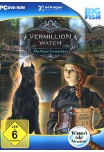 Vermillion Watch - Das Verne-Vermächtnis Cover