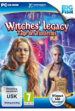 Witches Legacy - Tage der Finsternis Cover