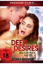 Deep Desires Vol. 2 - Bezaubernde Pussys DVD-Cover