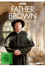 Father Brown - Staffel 6  [3 DVDs] DVD-Cover