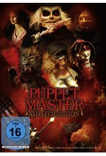 Puppet Master: Axis Termination DVD-Cover
