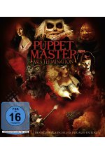 Puppet Master: Axis Termination Blu-ray-Cover