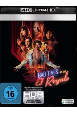 Bad Times at the El Royale Cover