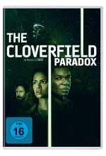 The Cloverfield Paradox DVD-Cover