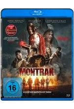 Montrak - Uncut Edition Blu-ray-Cover