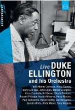 Duke Ellington and his Orchestra (Theatre Marni, Brüssel, 1973) DVD-Cover
