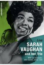 Sarah Vaughan and her Trio (Theatre Marni, Brüssel, 1974) DVD-Cover