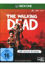 The Walking Dead: The Telltale Games Series - Die letzte Staffel Cover