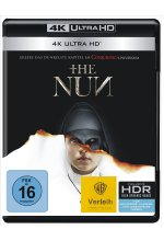 The Nun  (4K Ultra HD) Cover