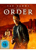 The Order (Mediabook + DVD) (Cover A) Blu-ray-Cover