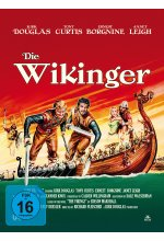 Die Wikinger - 2-Disc Limited Collector's Edition im Mediabook ( + DVD) Blu-ray-Cover