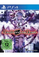 Death end re;Quest Cover