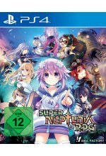 Super Neptunia RPG Cover