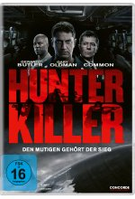 Hunter Killer DVD-Cover