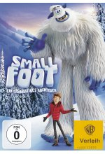 Smallfoot DVD-Cover
