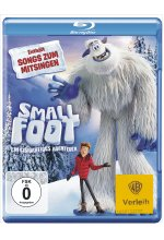 Smallfoot Blu-ray-Cover