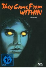 They Came From Within - Shivers - Mediabook - Limited Collector's Edition auf 222 Stück (+ DVD), Cover D Blu-ray-Cover