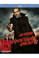 Instant Death Blu-ray-Cover