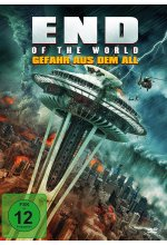 End of the World - Gefahr aus dem All DVD-Cover
