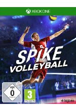 Spike Volleyball Cover