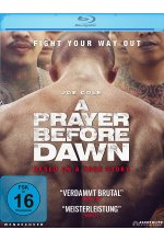 A Prayer Before Dawn - Das letzte Gebet Blu-ray-Cover