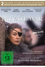 A Private War  (+ Bonus-DVD) DVD-Cover