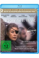 A Private War Blu-ray-Cover