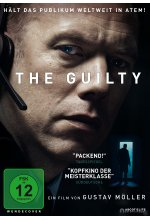 The Guilty DVD-Cover