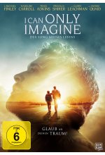 I Can Only Imagine DVD-Cover