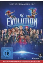 WWE - Evolution DVD-Cover