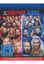 WWE - Survivor Series 2018 Blu-ray-Cover