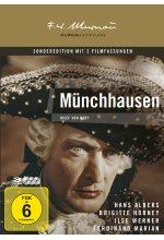 Münchhausen - Remastered  [3 DVDs] DVD-Cover