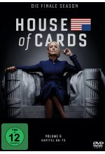 House of Cards - Die finale Season  [3 DVDs] DVD-Cover