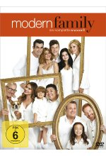 Modern Family - Die komplette Season 8  [3 DVDs] DVD-Cover