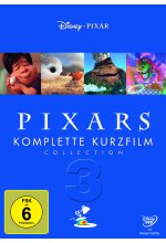 Pixars komplette Kurzfilm Collection 3 DVD-Cover