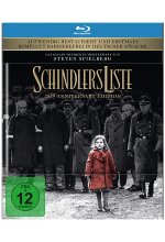 Schindlers Liste - 25th Anniversary Edition Blu-ray-Cover